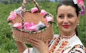 Казанлъшки рози - България