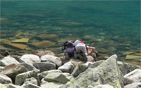 Деца туристи в България