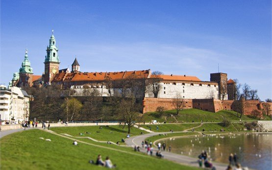 Krakow - Royal Wawel Castle