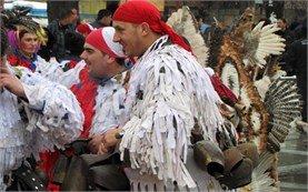 Фестивал на кукерите в България