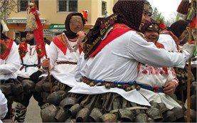 Кукерски Фестивал в Перник - СУРВА