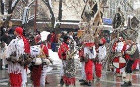 Фестивал на кукерите в Перник
