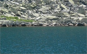 Lake in Rila