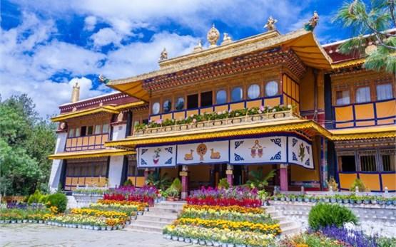 Лхаса Тибет
