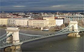 Мостът на свободата - Будапеща