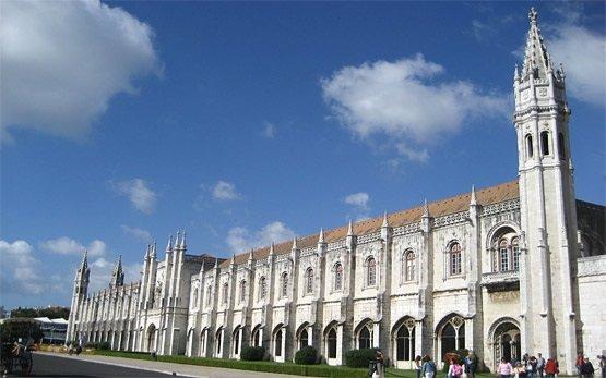 Lisboa - Jerónimos Monastery