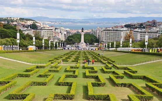 Лиссабон - Парк Эдуарда VII