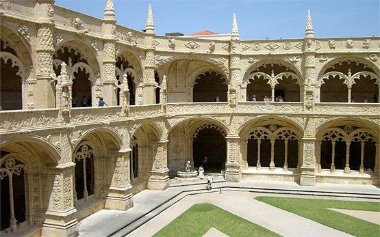 Lisbon - Hieronymus Monastery