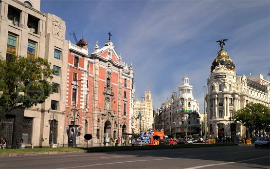Madrid - the capital of Spain