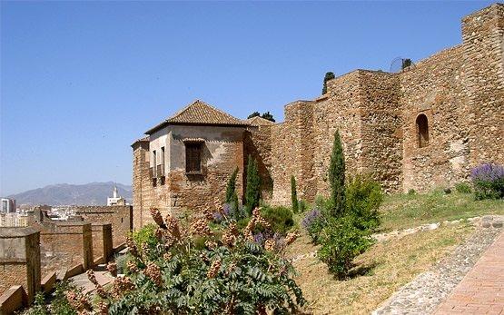 Malaga - Castle Alacazaba