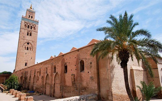 Marrakech - Koutoubia Mosque