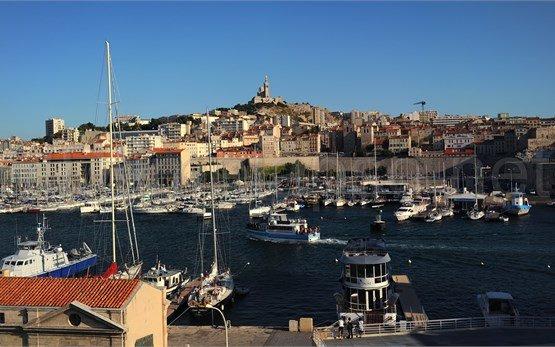 Marseille town