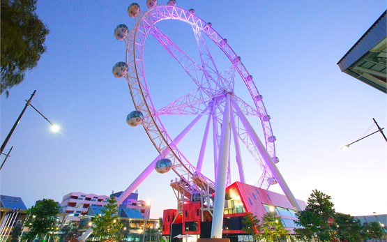 Melbourne - Star Observation Wheel