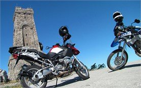 Bulgaria motorcycle rentals - Europe