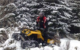 Mountain ATV tours - Borovets