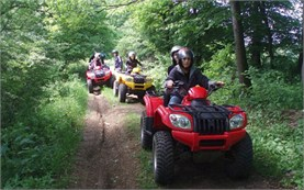 Mountain ATV tours in Bulgaria