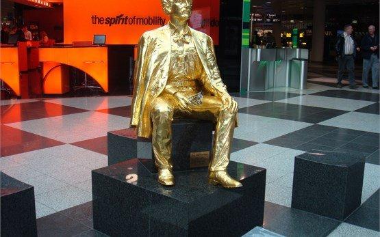 Munich Airport Franz Josef Strauss