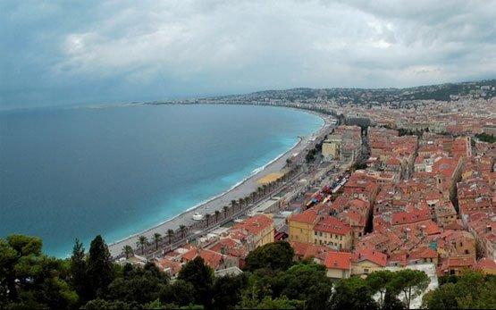 Ницца - Франция