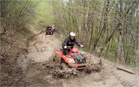 Off-road ATV tours in Bulgaria