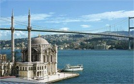 Ortakoy District, Istanbul