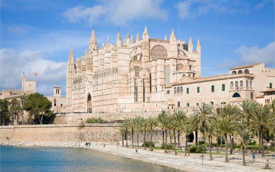 Palma De Mallorca - La Seo Cathedral