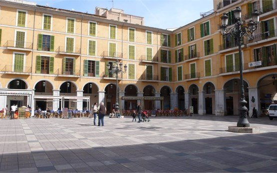 Palma de Mallorca - Plaza Mayor