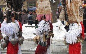 Фестивал на маскарадните игри - България