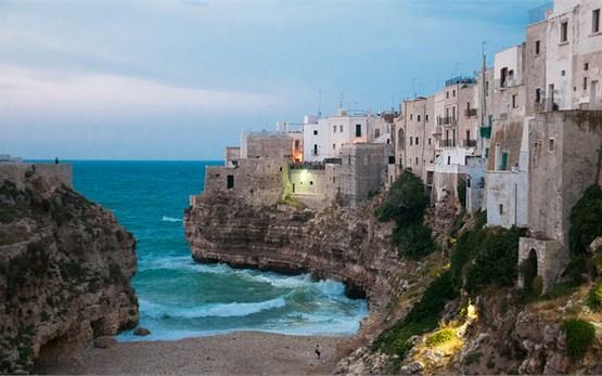 Polignano a Mare Bari, Italy