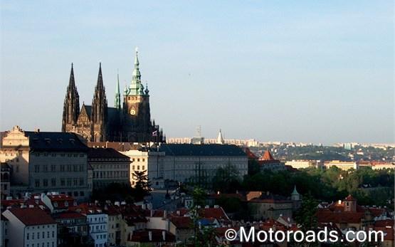 Прага Чехия замък