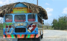 Punta Cana - Tourist Bus