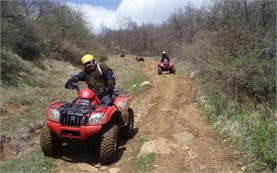 QUAD rentals in Sofia -  guided tours