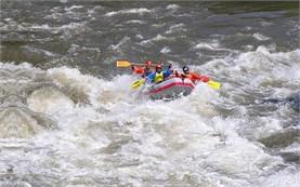 Rafting adventures in Bulgaria - Mesta river