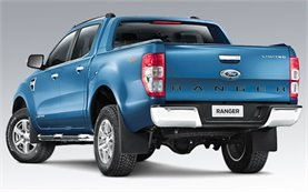 Rear view » 2013 Ford Ranger 2.5 D