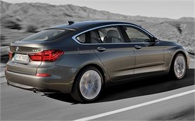 Rear view » 2015 BMW 525 AUTO