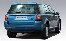 Rear view » 2015 Range Rover Freelander