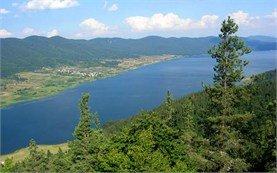Rhodopes mountain