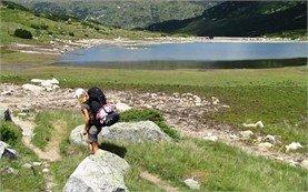 Озеро Рибно - гора Рила