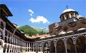 Рильский монастырь - Болгария