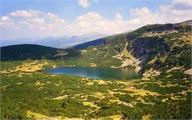 Rila mountain - The Seven lakes