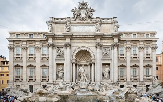 Rim - Trevi Fountain