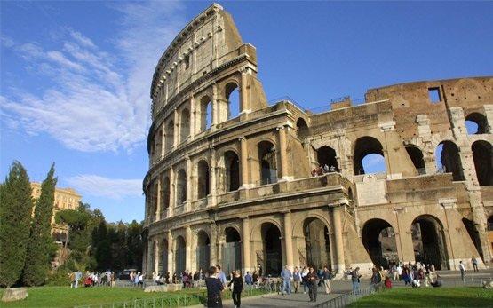 Rome - colliseum
