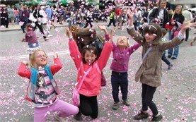 Празник на Розата в Казанлък, България