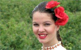 Rose festival in Kazanluk