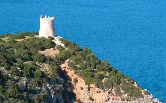 Sardinia - tower
