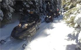 Snowmobile rental in Bulgaria