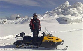 Snowmobile rentals and snowmobiling in Bulgaria