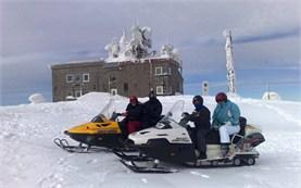 Snowmobile rentals in Bulgaria