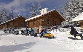 Snowmobile tours in Bulgaria - Borovets, Bansko, Pamporovo