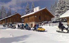 Snowmobile tours in Bulgaria - Borovets, Bansko, Pamporovo