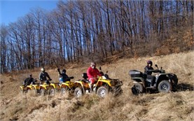 Sofia ATV quad tours